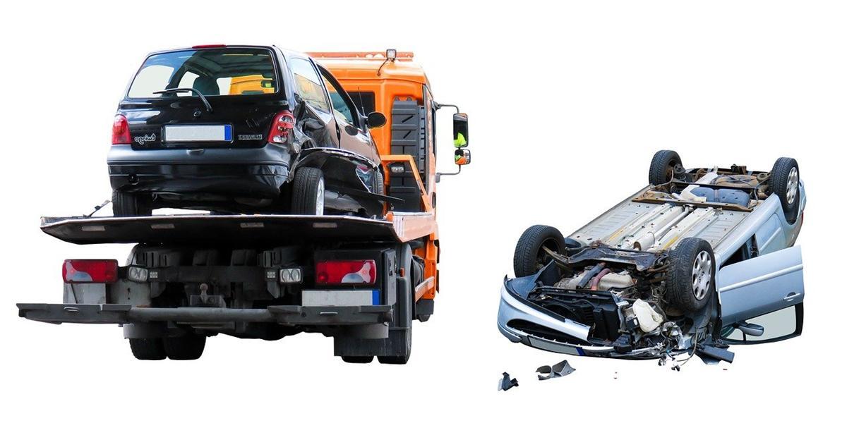 Haben Sie einen Unfall gehabt? Sie benötigen Hilfe?