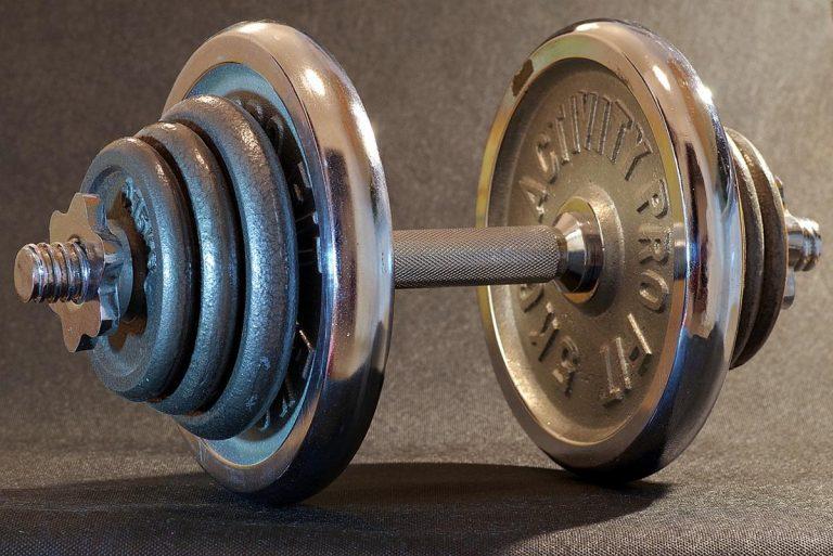 Schnelles Wachstum des Muskelgewebes